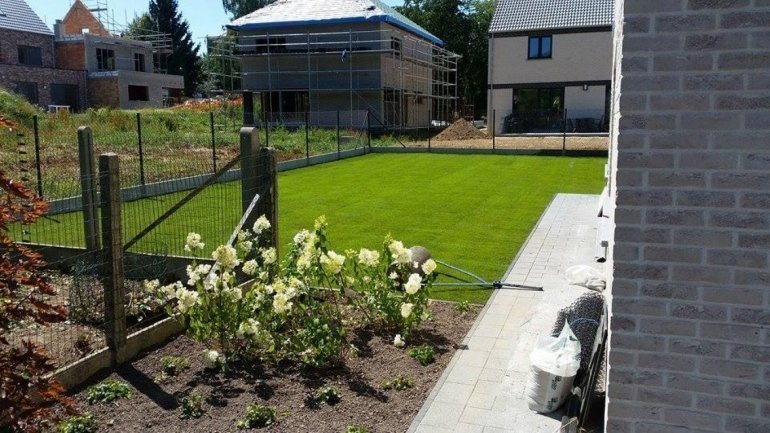 Total garden concept